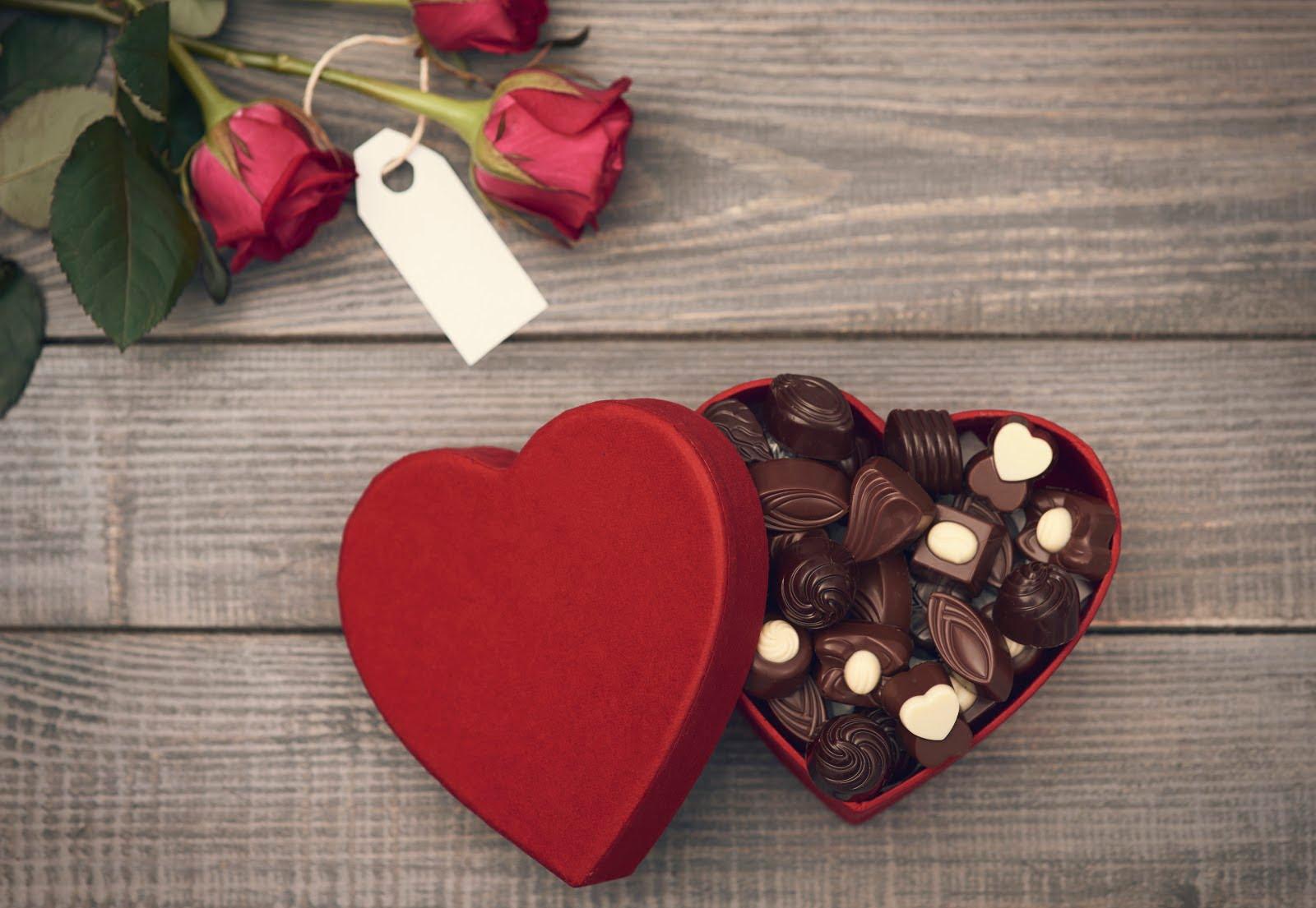czekoladki to obowiązkowy element skrzyneczki