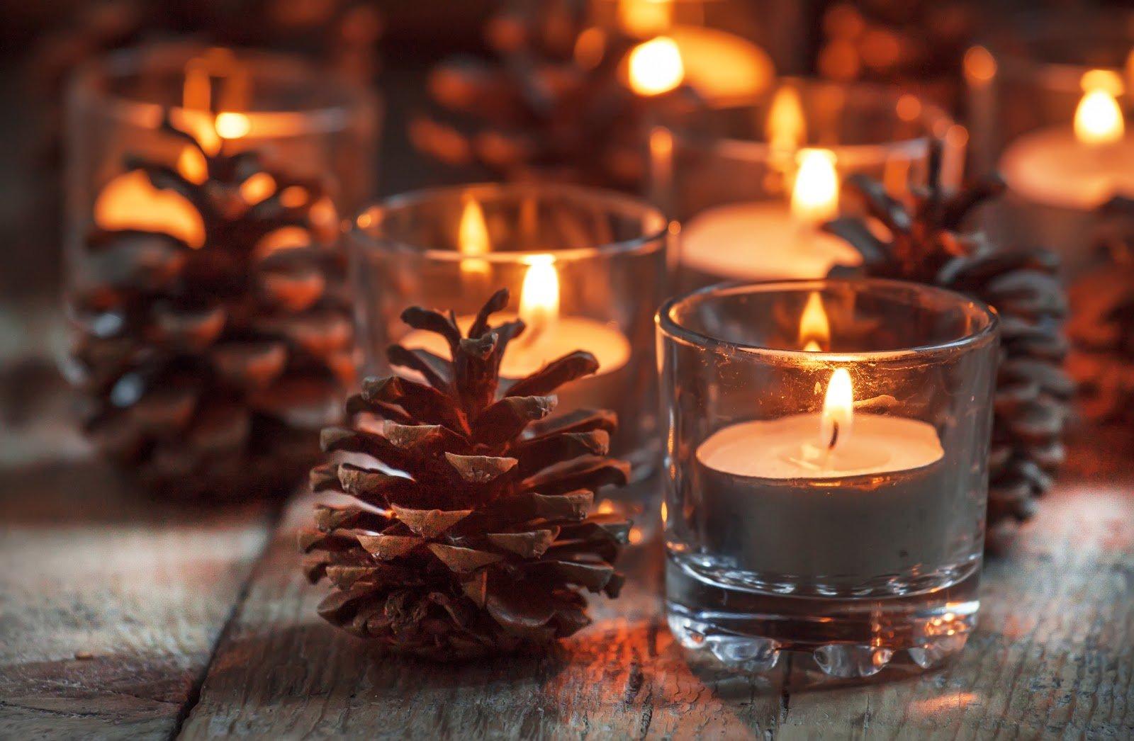 zapachowe świece